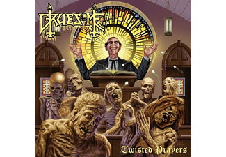 Gruesome - Twisted Prayers (Black LP Single Jacket+MP3) - (LP + Download)
