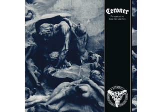 Coroner - Punishment for Decadence - (CD)