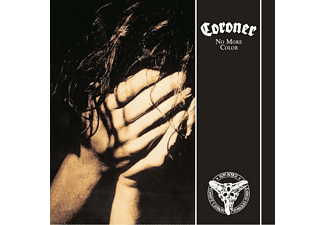 Coroner - No More Color - (CD)