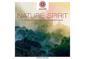 Jens Buchert - entspanntSEIN-Nature Spirit (A Journey Into Magi - (CD)