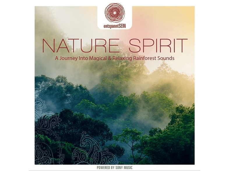 Jens Buchert - entspanntSEIN-Nature Spirit (A Journey Into Magi [CD]