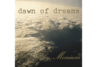 PAN.THY.MONIUM - Dawn Of Dreams - (CD)