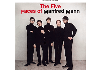 Manfred Mann - The Five Faces Of Manfred Mann - (CD)