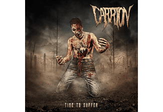 Carrión - Time To Suffer - (CD)