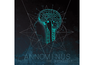 Annominus - The Architect - (CD)