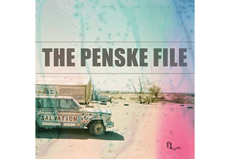 The Penske File - Salvation (Clear Marbled Vinyl) - (Vinyl)