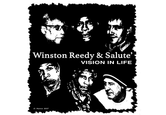 Winston/salute Reedy - Vision In Life - (CD)