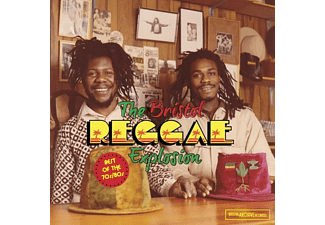 VARIOUS - Bristol Reggae Explosion-Best Of The 70s & 80s - (CD)
