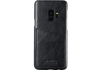 HOLDIT CARD CASE Backcover Samsung Galaxy S9  Schwarz