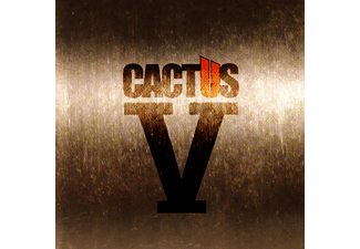 Cactus - V (Digipak) (CD)