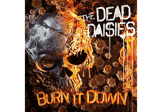 The Dead Daisies - Burn It Down (Picture Disk) (Vinyl LP (nagylemez))