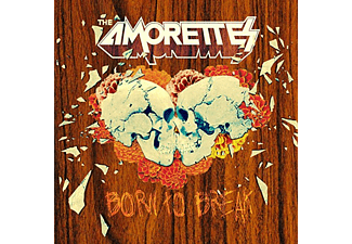 The Amorettes - Born To Break (Digipak) (CD)
