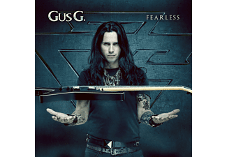 Gus G - Fearless (Digipak) (CD)