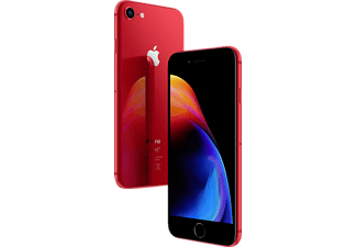 APPLE iPhone 8 (Product) Red, Smartphone, 256 GB, 4.7 Zoll, Rot