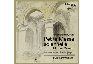 RIAS Kammerchor/Creed - Petite Messe Solennelle - (CD)