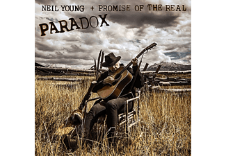 Neil Young & Promise Of The Real - Paradox (Vinyl LP (nagylemez))