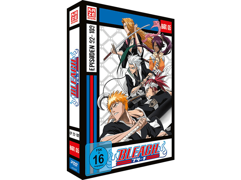 Bleach - Vol. 5 [DVD]