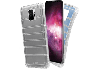 SBS MOBILE Air Impact Cover till Samsung Galaxy S9 - Mobilskal