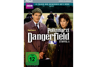 Polizeiarzt Dangerfield - Staffel 5 - (DVD)