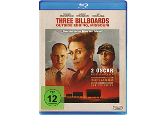 Three Billboards Outside Ebbing, Missouri - (Blu-ray)
