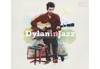 VARIOUS - Bob Dylan in Jazz - (Vinyl)