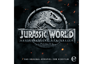 Jurassic World - (2)Original Hörspiel z.Kinofilm - (CD)