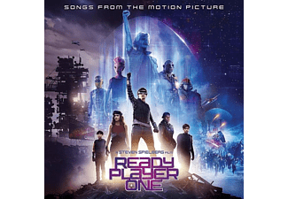 VARIOUS - Ready Player One: Songs From The Motion Picture - (CD)