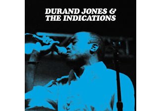 Durand/the Indications Jones - Durand Jones & The Indications - (LP + Download)