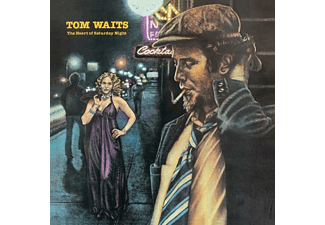Tom Waits - Heart of Saturday Night (Remastered) - (LP + Download)