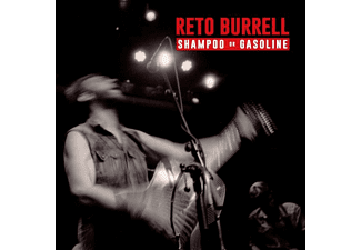 Reto Burrell - Shampoo or Gasoline - (CD)
