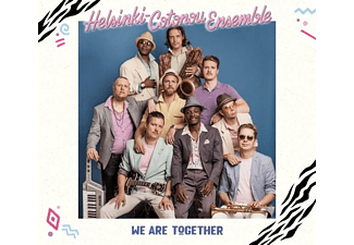 Helsinki Cotonou Ensemble - We Are Together - (CD)