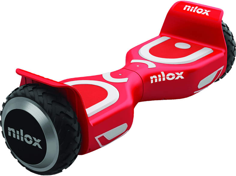 NILOX DOC 2 HOVERBOARD RED AND WHITE NEW , Schwarz