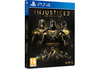 WARNER BROS İnjustice 2:Legendary ED PS4 Oyun