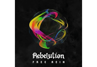 Rebelution - Free Rein - (Vinyl)