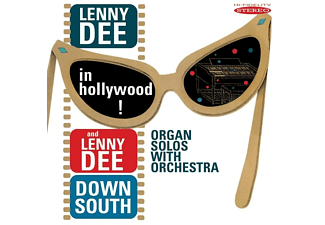 Lenny Dee - Lenny Dee In Hollywood!/Lenny Dee Down South [CD]