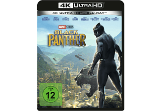 Black Panther - (4K Ultra HD Blu-ray)