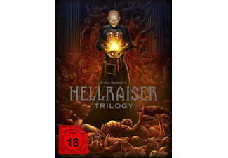 Hellraiser Trilogy - (Blu-ray)