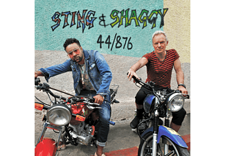 44/876 - Sting & Shaggy - CD (Edición Deluxe)