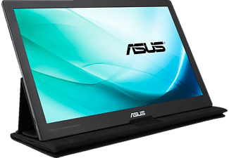 ASUS MB169C+ 15.6 Zoll Full-HD Monitor (5 ms Reaktionszeit, 60 Hz)