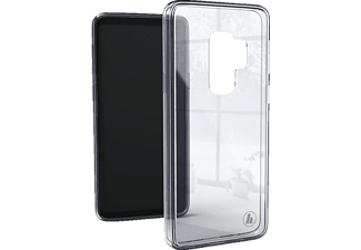 HAMA Cover Glass Handyhülle, Transparent, passend für Samsung Galaxy S9