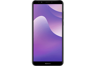 Huawei Y7 2018 Smartphone 16gb In Schwarz Saturn