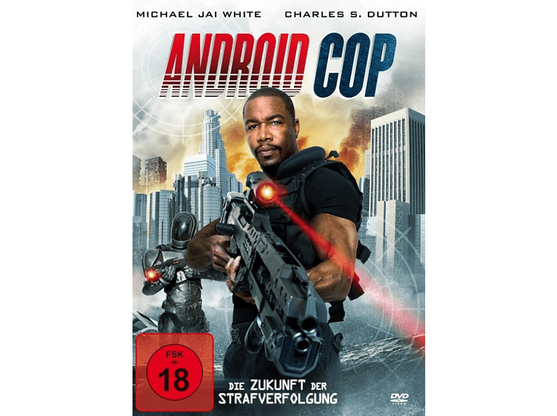 Android Cop [DVD]
