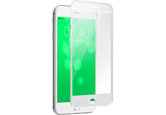 SBS MOBILE 4D Glass Screen Protector till iPhone 6/6S/7/8 - Vit