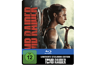 Tomb Raider - SteelBook - (Blu-ray)