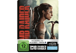 Tomb Raider - SteelBook [4K Ultra HD Blu-ray + Blu-ray]