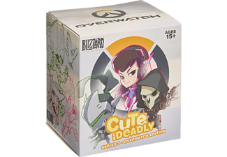 Cute but Deadly S3 Overwatch Figuren Blind Box