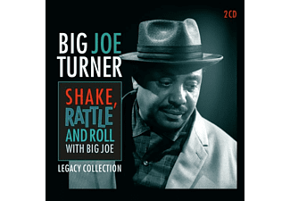 Big Joe Turner - Shake,Rattle And Roll - (CD)