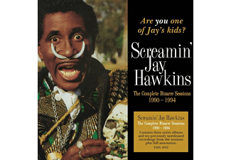 Screamin' Jay Hawkins - Complete Bizarre Sessions 1990-1994 - (CD)