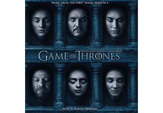 O.S.T. - Game Of Thrones 6 (ltd Tour Edition/rotes Vinyl) - (Vinyl)