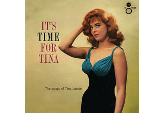 Tina Louise - It's Time For Tina - (CD)